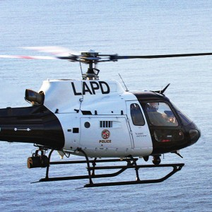 LAPD contracts with FlightSafety for AS350B3 simulator training