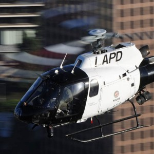 LA man charged for operating drone that hit LAPD helicopter