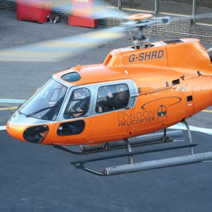 London Helicopter Charters gains its own AOC