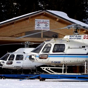 Mont Blanc Helicopteres chooses Telvent for weather monitoring and forecasting