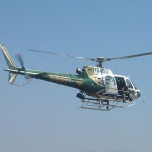 Vector Aerospace and Orange County (CA) Sheriff sign AS350/UH-1H MRO support contract