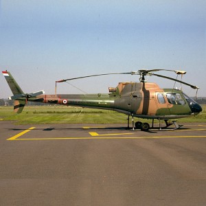 Paraguayan Government approves overhaul of two AS350s