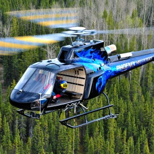 Phoenix Heli-Flight picks Outerlink IRIS tracking for fleet upgrade