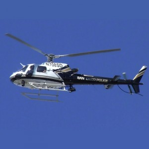 AT&T connects San Diego Police helicopters to ground network
