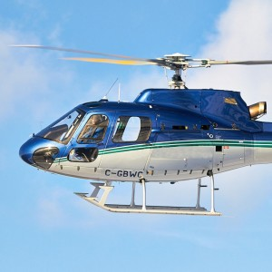 Airbus Helicopters Delivers AS350 to Southwind Helicopters