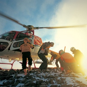 Sun Valley Heli Ski selects Reeder Flying Service as their 2011 heli provider