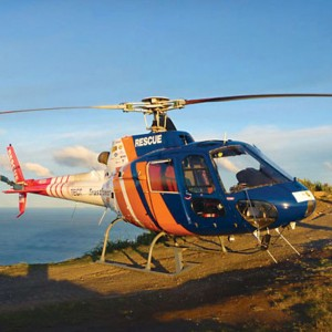 Funding boost gives TrustPower TECT Rescue Helicopter a lift