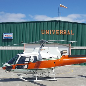Universal Helicopters closes its doors after almost 60 years of operations