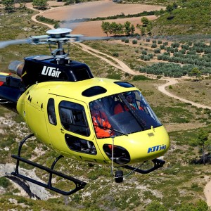 Eurocopter delivers last of UTair order for 20 AS350 and AS355