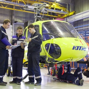 UTair Engineering expect 2012 revenues to exceed 4 billion rubles