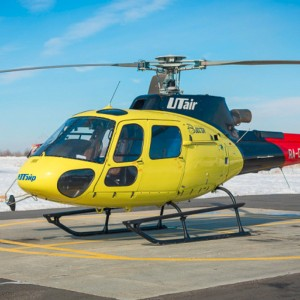 UTair to Install DART Aerospace Auxiliary Equipment on AS350/AS355s