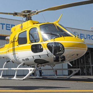 Eurocopter France to transfer production of fifty AS350s to Mississippi
