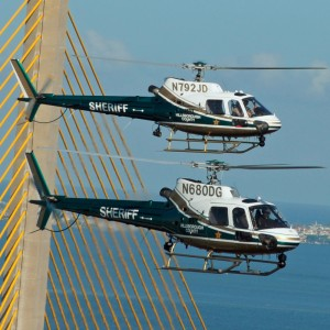 Airbus Helicopters delivers fourth AS350B2 to Hillsborough County, Florida