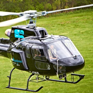 Eurocopter Canada delivers third AS350B2 to Innukopteres