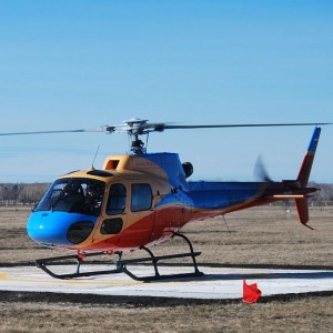 Omsk Flight College takes delivery of two AS350B2