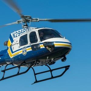Philadelphia Police add AS350B2