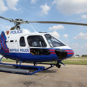 Aero Dynamix delivers to Suffolk County Police Dept