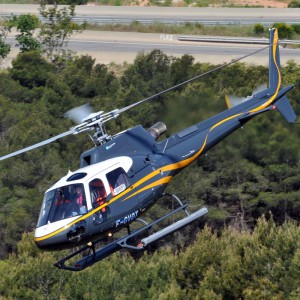 New tourist offering in India with AS350B3s