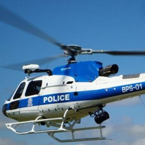 Botswana Police order three AS350B3e