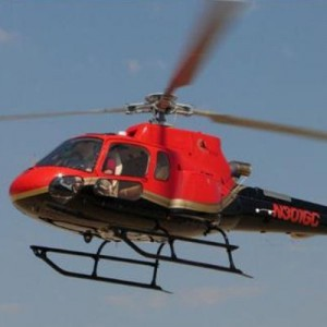 RSG complete AS350B3 for Gateway Canyons Air Tours