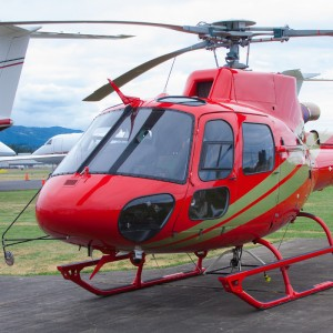 VIH Aerospace Delivers Upgraded AS350 to Helimax Aviation