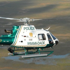 Vector Aerospace and Miami Dade Police sign AS350 Component MRO Contract