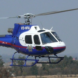 Eurocopter Southern Africa hosts airborne law enforcement seminar