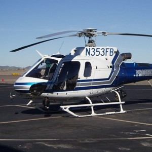 ASU awarded NVG cockpit upgrade for Phoenix Police AS350s