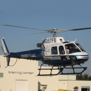 American Eurocopter delivers 5th AS350B3 to Phoenix Police