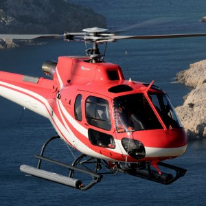 Waypoint leases AS350B3 to Calquin Helicopters in Chile