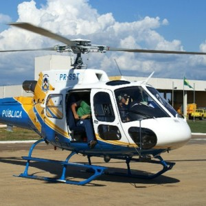 Brazilian state of Tocantins adds first police helicopter