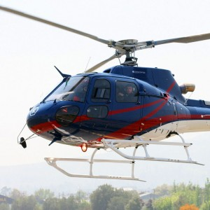 "AS350B3e ""not grounded"" after UK accident, says Eurocopter"