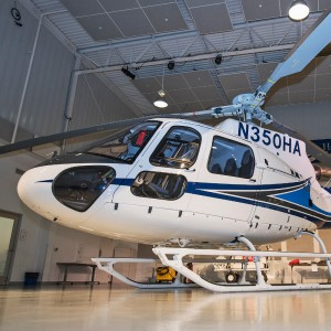 Hillsboro Aviation takes delivery of AS350B3e and has options for five more