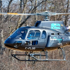 Airbus Helicopters Canada delivers AS350B3e to Innukoptères