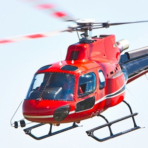 Eurocopter Canada delivers second AS350B3e to Lakeshore Helicopters