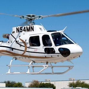 MacNeil Aviation takes delivery of AS350B3e with Garmin G500H glass cockpit