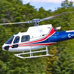 Paul's Aircraft Services takes delivery of fifth AS350