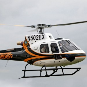 Pima County Sheriffs selects Becker digital ICS for new AS350B3e