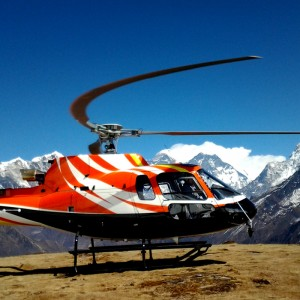 Shree Airlines receives first of five AS350B3e helicopters