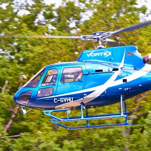 Canada – Vortex Helicopters takes delivery of AS350B3e