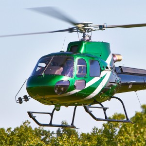 Wood Buffalo Helicopters takes delivery of an AS350B3e