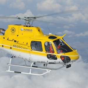 Coastal Helicopters replaces AS350B2 with an AS350B3e