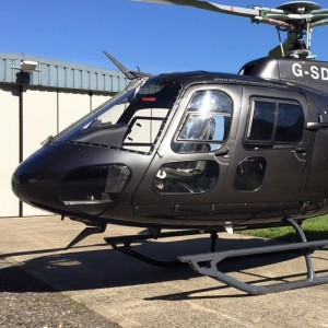 First UK registered SD2 helicopter comes online