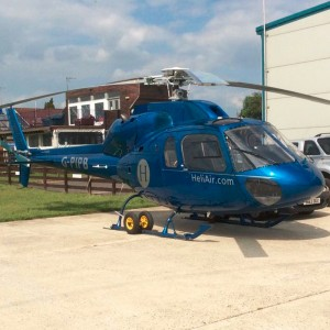 UK – Heli Air adds first twin to charter fleet