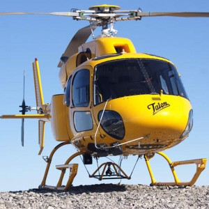Talon Helicopters president awarded national SAR honour