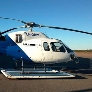 AS355N brings new base and future move for Northern Helicopters