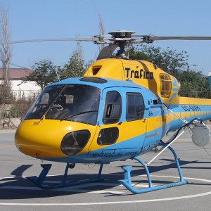 Spain's Traffic Police sell two AS355Ns