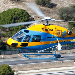 Spain – Airbus delivers Police EC135 to Police and AS355NP to Road Traffic Authority