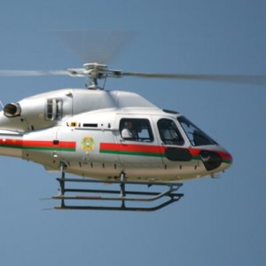 Belarus Border Guards fly first night missions with AS355NPs