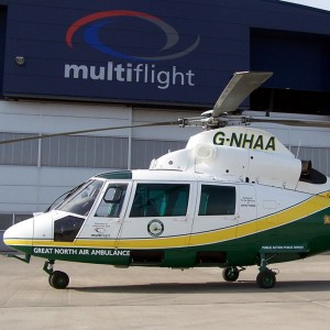 Great North Air Ambulance gets grant to carry blood